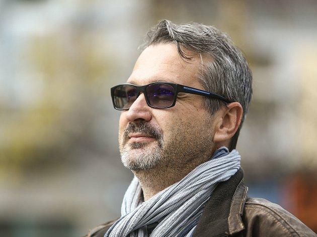 Václav Pošmurný, bývalý ředitel obecně prospěšné společnosti Posázaví.