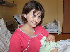 Prvorozeným synem manželů Blanky a Radka Stiborových z Uhříněvse se 17. srpna v 22.25 stal malý Michal. Na svět přišel s váhou 2,77 kilogramu a mírou 48 centimetrů.
