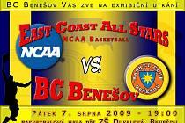 Hráči z amerických univerzit se představí v Benešově