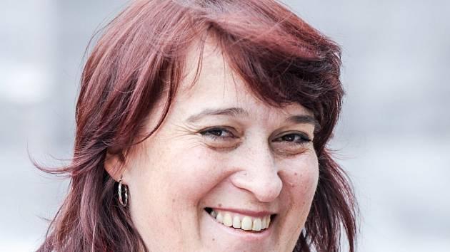 Daniela Laloučková, ředitelka Farní charity Vlašim.
