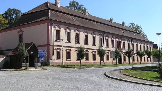 Dětský domov v Načeradci.