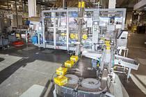 Továrna Mars v Poříčí nad Sázavou omezila výrobu od čtvrtka 19. března 2020 kvůli nákaze Covid-19.