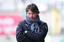 Trenér Daniel Šmejkal.