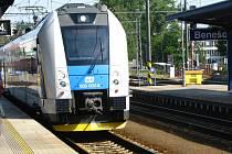 Vymyslete trefný název pro nástupce soupravy RegioPanter a máte šanci na odměnu.