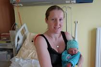 Luboš Kahoun se rodičům Lucii a Janu Kahounovým narodil 8. března 2020 v 8.11 hodin v Benešově. Vážil 3050 gramů. Na malého brášku se doma v Louňovicích těšil i tříletý Dominik.