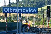 Z Olbramovic do Tábora je od pondělí 11. do čtvrtka 14. dubna v době od 7.30 do 15.30 výluka.