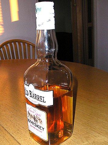 Láhev whisky