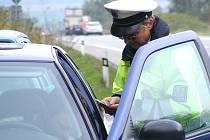 Dopravně bezpečnostní akce se uskutečnila na hlavních silničních tazích.