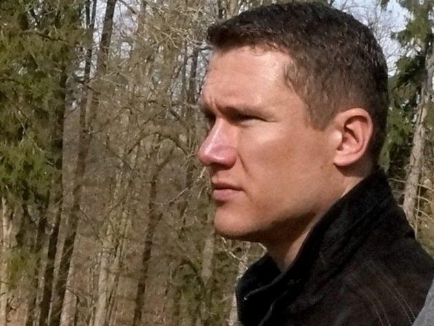 Václav Fejtek, velitel vlašimských strážníků.