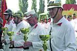 Mezinárodní hasičská soutěž s historickými stříkačkami a evropská soutěž Miss Hasička 2012.