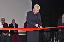 Sokolovna byla slavnostně otevřena.