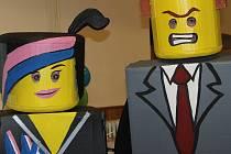 Masky rozvířily zábavu ve Voticích.