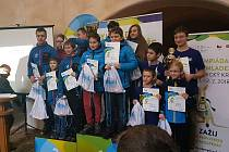 Zimní olympiády dětí a mládeže v Pardubickém kraji se zúčastnili i zástupci Benešovska.