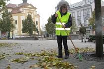 Práce pro města už nemusejí lidé vykonávat.
