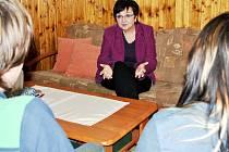 Sociální poradna funguje také v Týnci nad Sázavou.