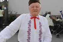 Už počtvrté se sešli obyvatelé Přestavlk u Čerčan a Vranova při dožínkových slavnostech.