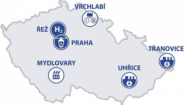 Dny otevřených dveří u příležitosti 100. výročí vzniku Českého plynárenského svazu.