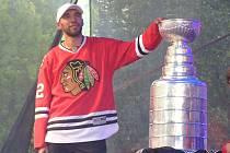 Stanley cup ve Vlašimi díky Michalu Rozsívalovi.