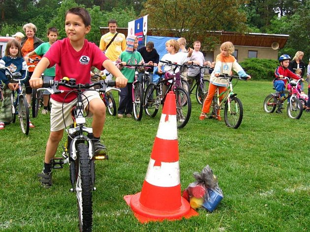 Peceradská dětská olympiáda 2007
