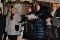 S pokračováním Tříkrálové sbírky byl spojen koncert v benešovském kostele sv Anny v neděli 6. ledna 2019.