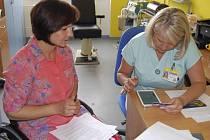 Nemocnice Rudolfa a Stefanie Benešov je Bezbariérovou nemocnicí pro neslyšící.