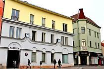 Radnice na benešovském Masarykově náměstí.