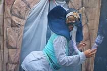 Liduščino divadlo se představí pohádkou Slon Bimbo v Tramtárii.