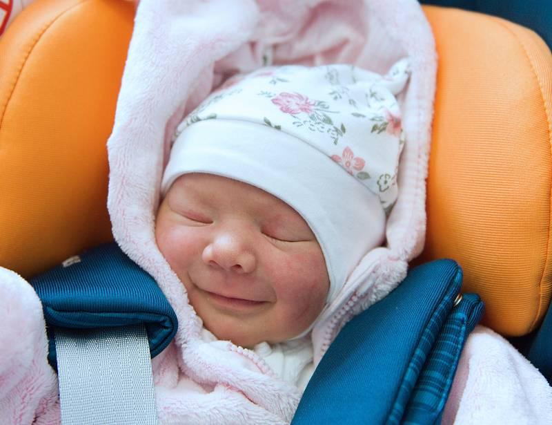 Eliška Krekulová se narodila v nymburské porodnici 3. května 2021 ve 12.16 hodin s váhou 3300 g a mírou 48 cm. Na holčičku se v Nymburce těšili maminka Michaela, tatínek Tomáš, bráška František (9 let) a sestřička Marie (3 roky).