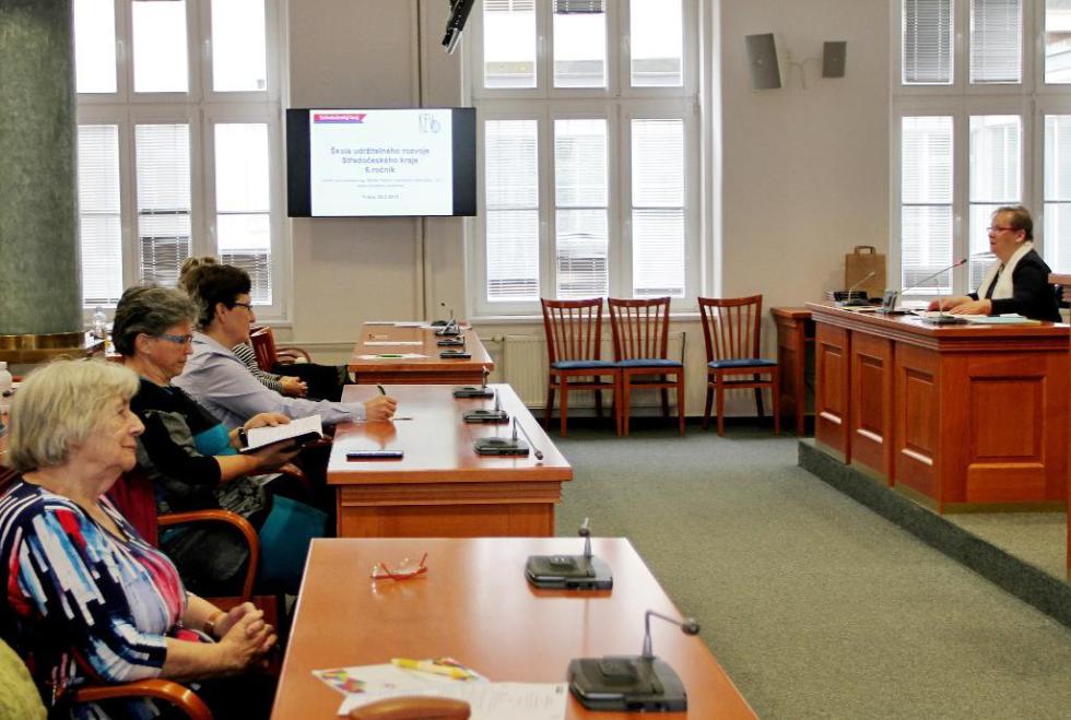 Škola udržitelného rozvoje Středočeského kraje
