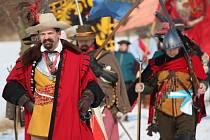 Vzpomínková akce k 373. výročí bitvy u Jankova. Došlo k ní 6. března 1645.