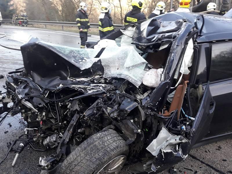 U Votic došlo k tragické nehodě.