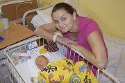Filip Bednář se narodil 26. června v 11.32 manželům Veronice a Michalovi Bednářovým z Louňovic. Při narození malý Filip vážil 3330 gramů a měřil 50 centimetrů.