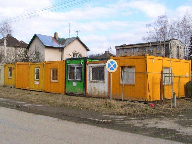 """""""Technopark"""" v Čerčanech"""