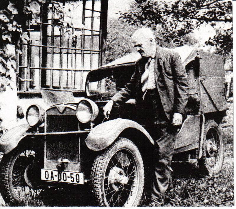 Dokumenty, které veřejnosti představil historik Zbyněk Šimůnek.