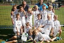 Fotbalový turnaj O pohár starosty města Vlašimi pro ročník 2006.