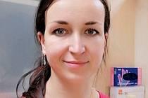 Porodní asistentka a laktační poradkyně Jana Libovická