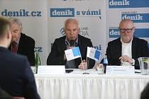 Deník s vámi aneb Setkání se starostou Benešova.