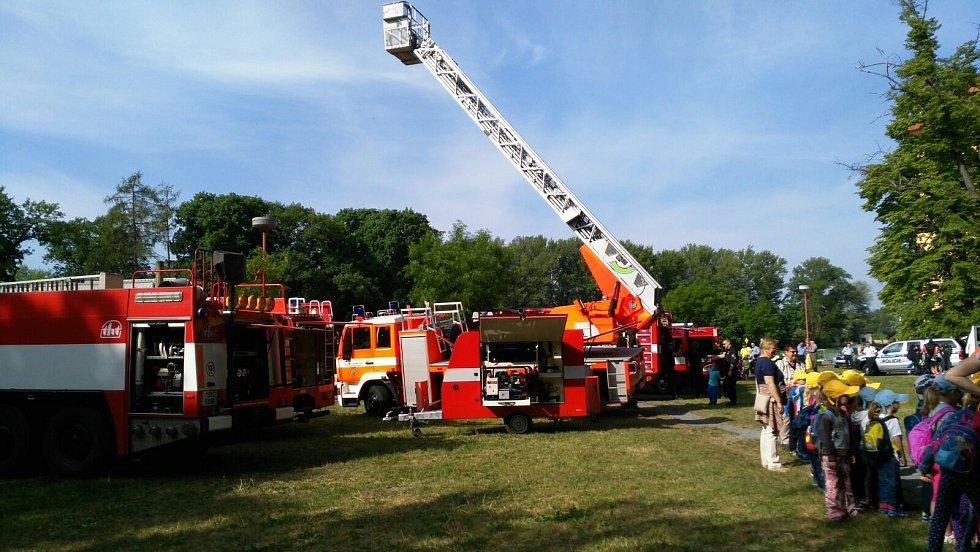 Návštěvní dny u hasičů již v některých městech proběhly.