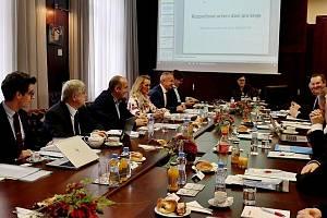 Pracovní skupina Asociace krajů ČR začala s přípravou novely zákona o rozpočtovém určení daní.
