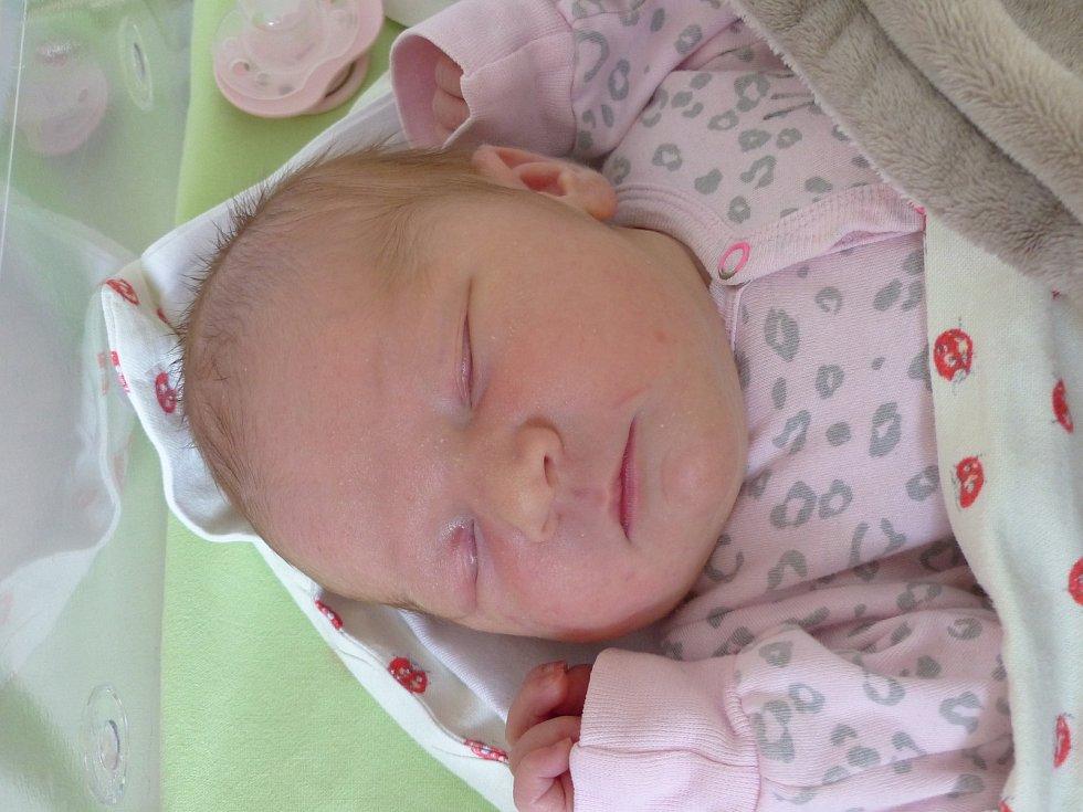 Veronika Velíšková se narodila 21. července 2021 v kolínské porodnici, vážila 3715 g a měřila 50 cm. V Chrášťanech bude vyrůstat s maminkou Šárkou a tatínkem Davidem.