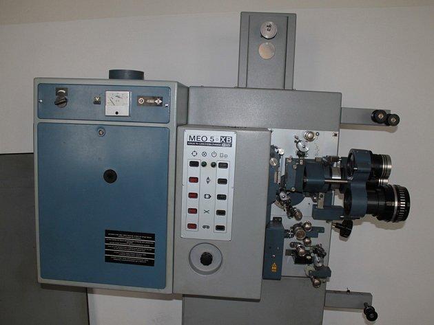 Zastaralou techniku vystřídá i ve Vlašimi technologie 3D.