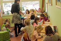 Do benešovských základních škol Dukelská, Jiráskova a Na Karlově přišlo ke středečnímu nebo čtvrtečnímu zápisu 313 budoucích žáků.