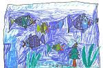 Předškoláci a žáci prvních stupňů základních škol informují Ježíška, co by si přáli pod stromeček.