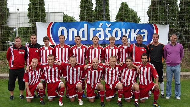 SK Zápy po postupu z přeboru získaly double, vyhrály i Ondrášovku cup