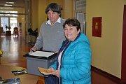 Volby v Benešovské nemocnici.