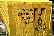 Oslavy 700. výročí Vlašimi