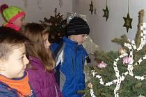 Výstava v radničním sklípku je otevřená do 4. ledna každý den (mimo svátků) od 10 do 17 hodin včetně víkendů.