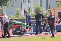 Chářovičtí hasiči po vítězství v okresním kole požárního sportu ve Vlašimi a 2. místě na krajském v Nymburce jedou na mistrovství republiky do Trutnova.