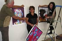 Mexické umění v Benešově