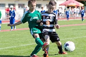 Ondrášovka cup dorazí do svého cíle v Benešově, kde se rozhodne o vítězi kategorie U8 i absolutním šampiónovi pro rok 2017.